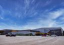 Calgary Real Estate Photography - Seven Chiefs Sportsplex